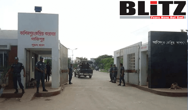 Militancy group JMB operating from inside Bangladesh prison